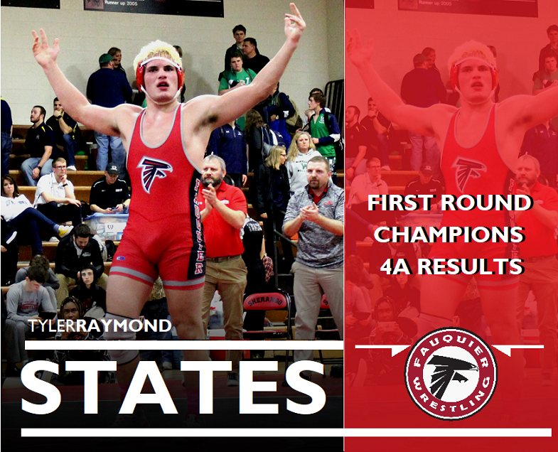 Follow Coach Tyler Atwell at the 4A State Championships